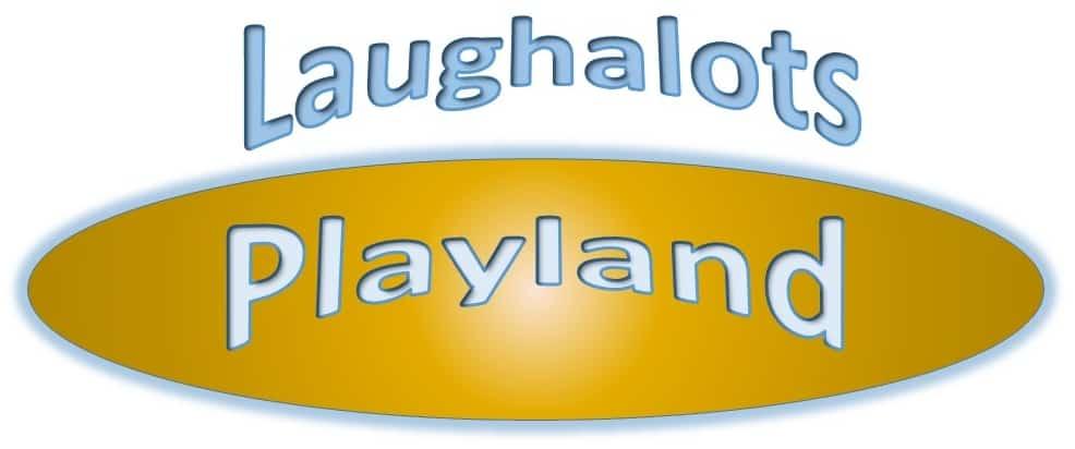 Laughalots Playland Logo
